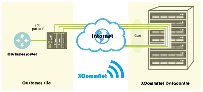 Public IP subnet